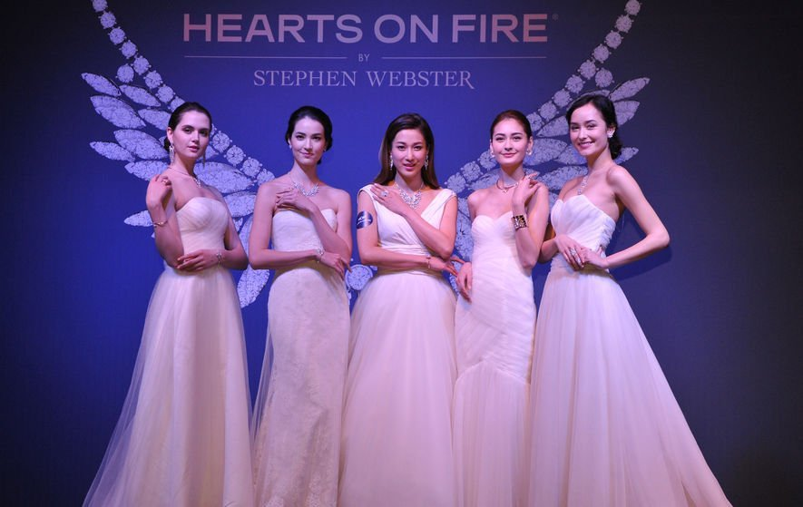 Hearts On Fire,Stephen Webster,White Kites,白尾鳶,珠寶