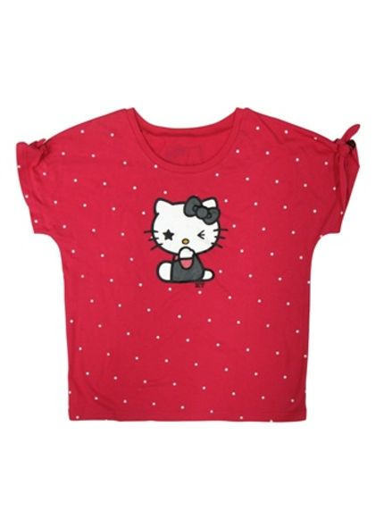 HELLO KITTY tee