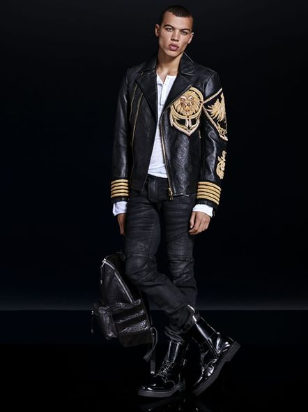 H&M, Balmain, Fashion, 時裝