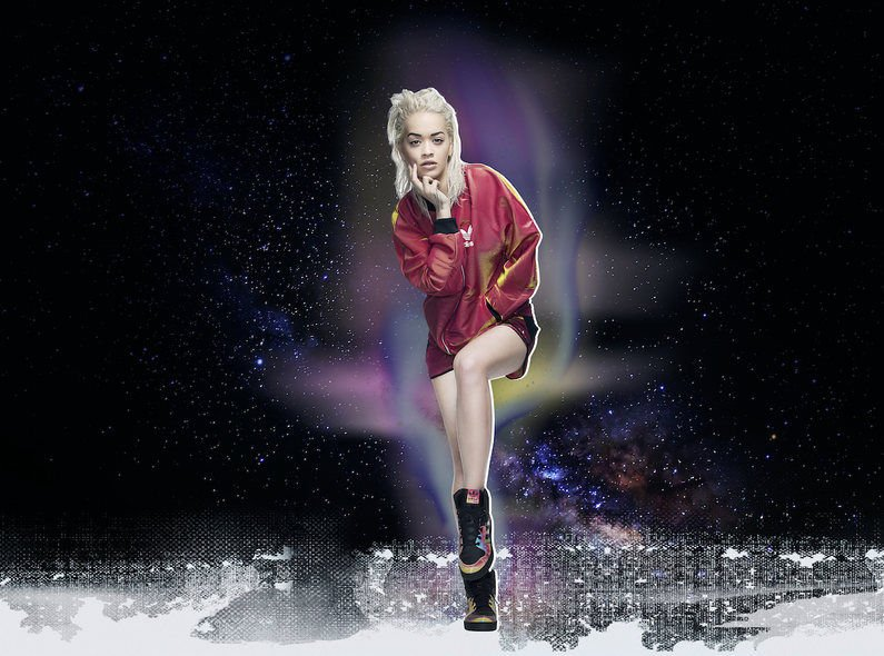 Adidas Originals, Fashion, 時裝, 運動, Ktrend, Rita Ora, 全智賢