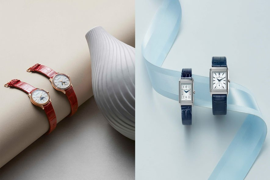 Jaeger-LeCoultre, 情人節, 情侶, 腕錶