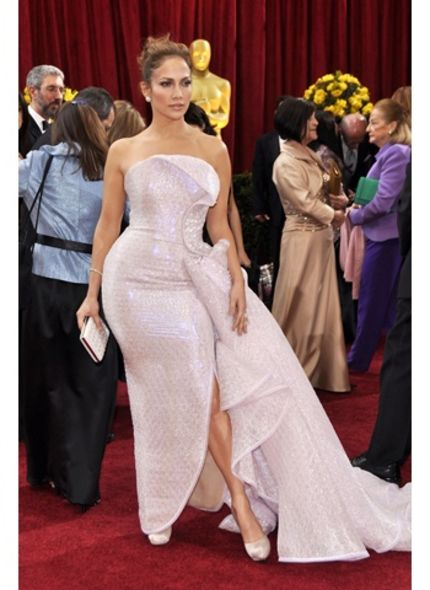 Jennifer Lopez's choices in Oscars 2010