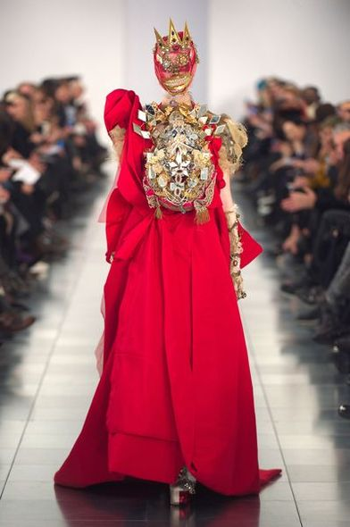 時裝周, fashion week, John Galliano , Maison Martin Margiela
