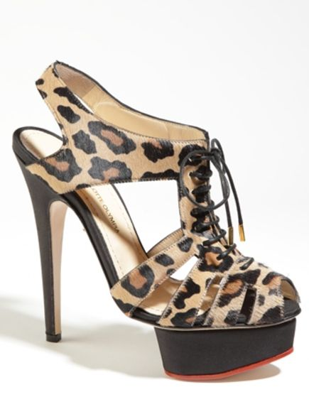 Joyce Boutique Charlotte Olympia high heels fashion accessories