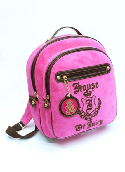 Juicy Couture Back to school fashion accessories