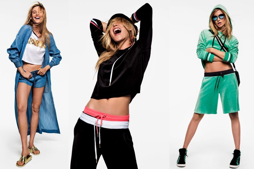Fashion , 時裝 , Juicy Couture , Behati Prinsloo