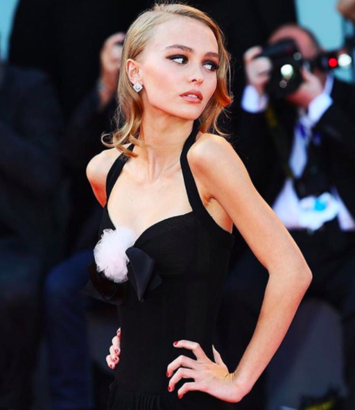 Lily-Rose Depp , Chanel
