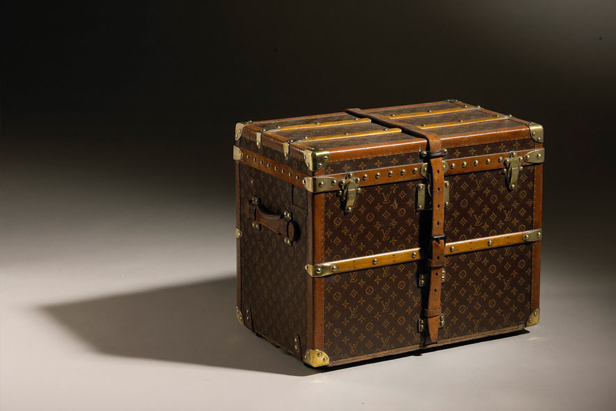 Louis Vuitton, Time Capsule Exhibition, Hong Kong