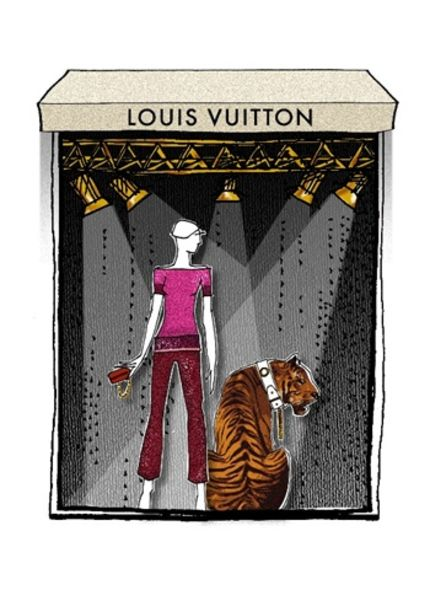 Louis Vuitton Pop Up Store