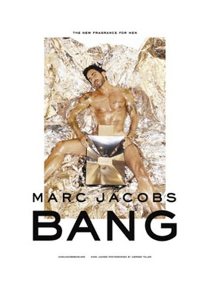 BANG!Marc Jacobs 全裸獻世...人