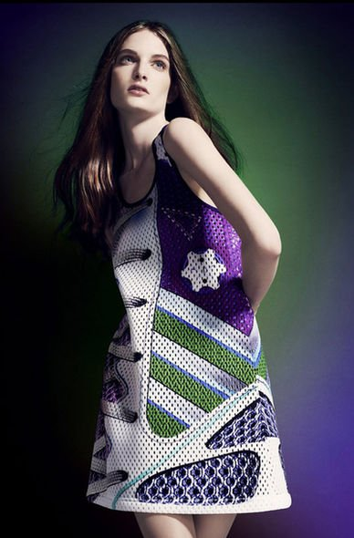 Adidas Originals, Mary Katrantzou, 時裝