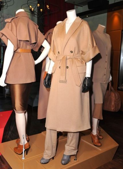 Max Mara Sportmax fashion show fashion accessories