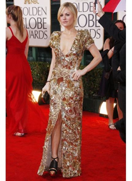 Anna Paquin in Stella McCartney