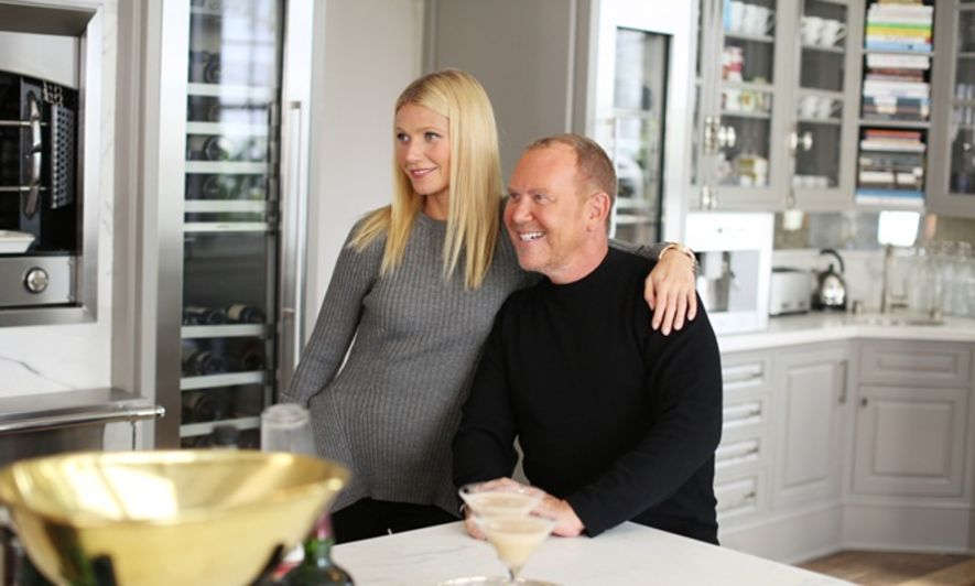 睇片!Gwyneth Paltrow X Michael Kors 打造美式聖誕