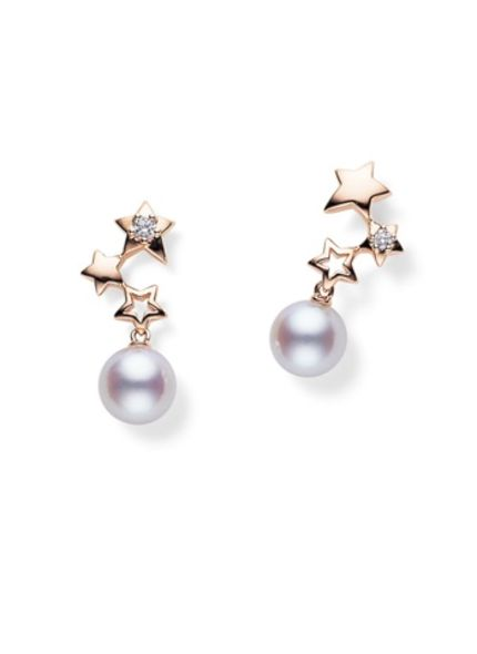 MIKIMOTO Starry Night collection