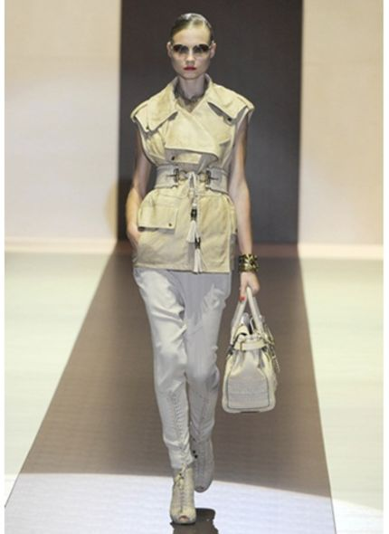 Milan Fashion Week SS2011 - Gucci