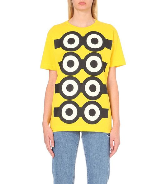 Minions, Selfridges, fashion