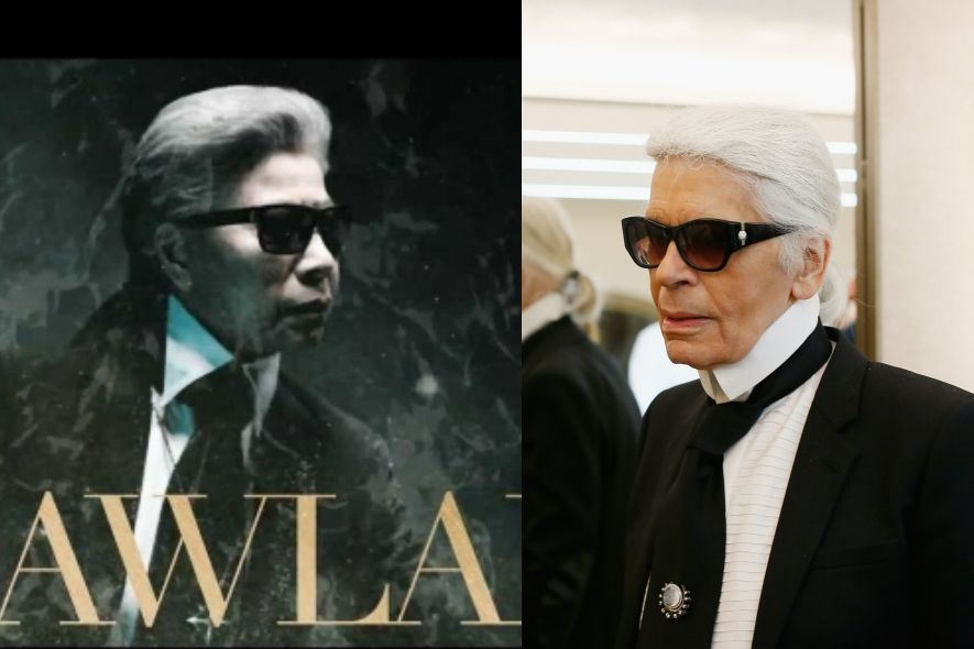 Fashion , 時裝 , 陳豪 , Karl‭ ‬Lagerfeld‭ , Coco Chanel , Saint Laurent