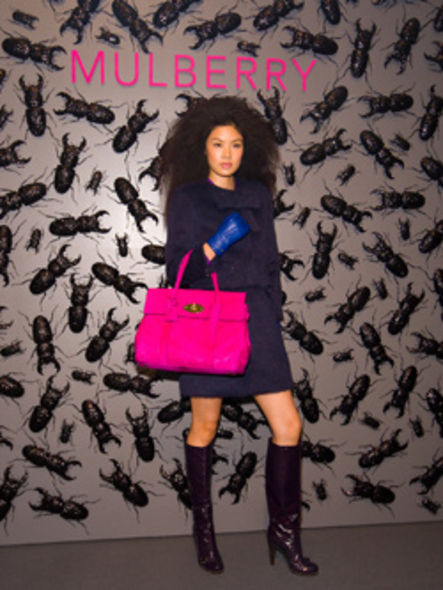 Mulberry Bayswater Piccadilly bag fashion accessories