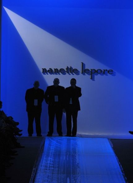 Nanette Lepore fashion show New York