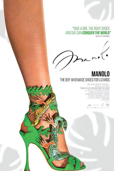 《Manolo: The Boy Who Made Shoes for Lizards》發行日期:2017影片長度:1小時28分鐘