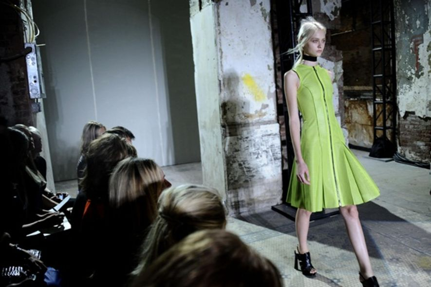 Proenza Schouler, runway, spring summer 2013, new york fashion week