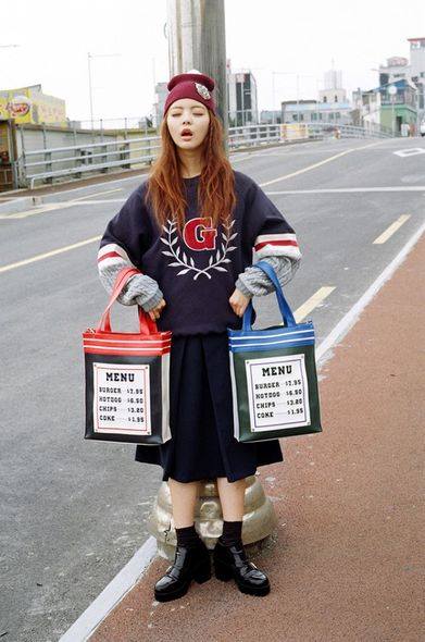 O!Oi, Korean Fashion, 韓國時裝, Ktrend