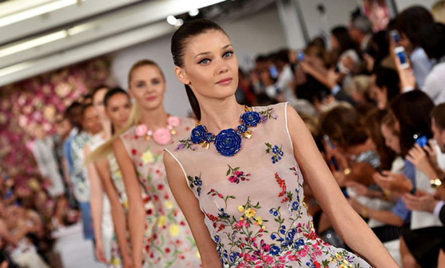 2015秋冬時裝周, Peter Copping ,Oscar de la Renta, New York fashion week