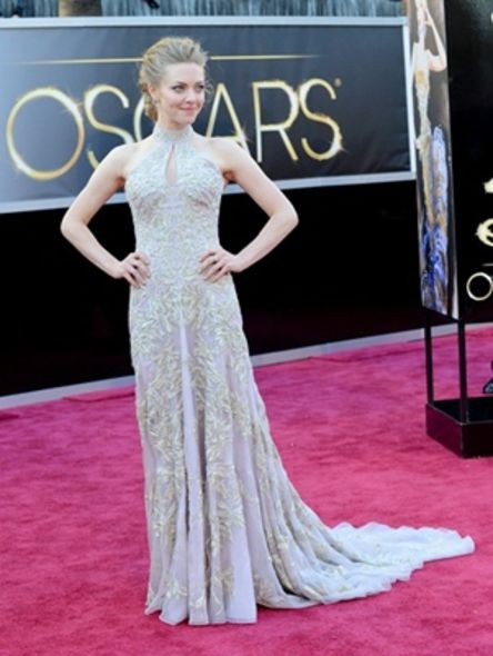 red carpet, oscars 2013, Amanda Seyfried