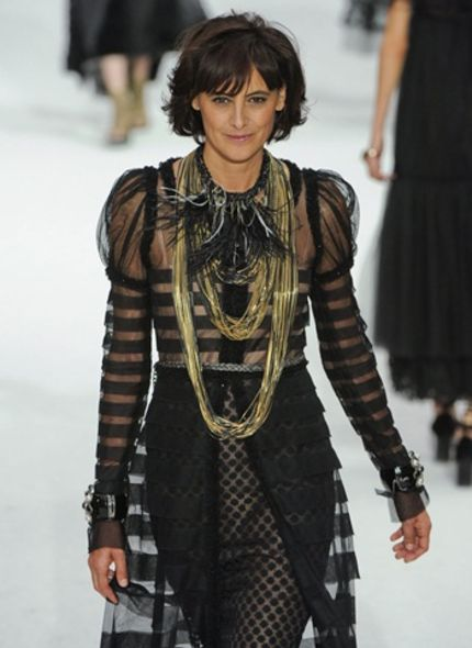 巴黎時裝周: CHANEL 2011ss - Ready-To-Wear
