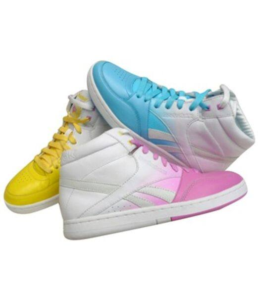 Reebok Courtee Easter Collection fashion accessories shoes