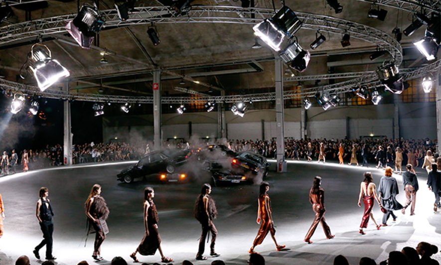 時裝周, fashion week, Riccardo Tisci, Givenchy