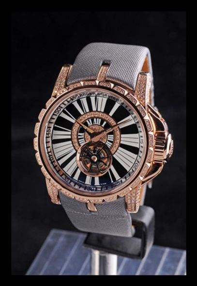 Roger Dubuis Excalibur Flying Tourbillon