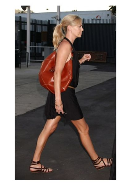 Roger Vivier Charlize Theron celebrity fashion