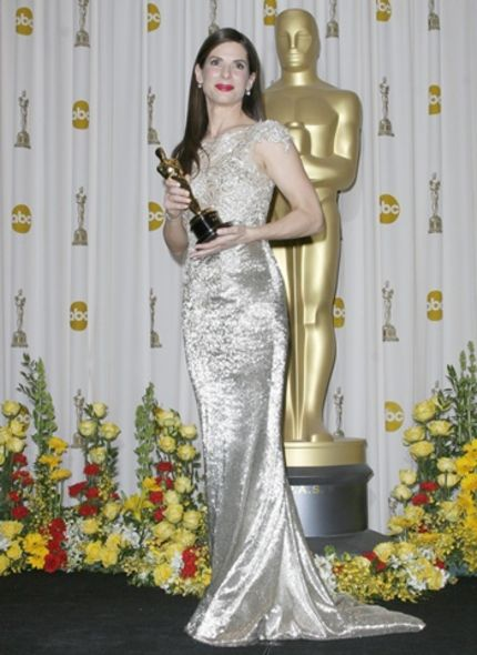 Sandra Bullock was a double winner at the Oscars