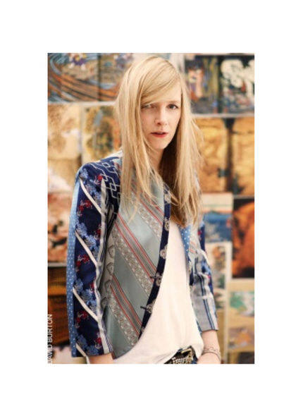 Sarah Burton, fashion news