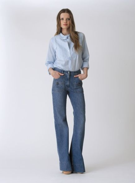 See by Chloe jeans fashion trend