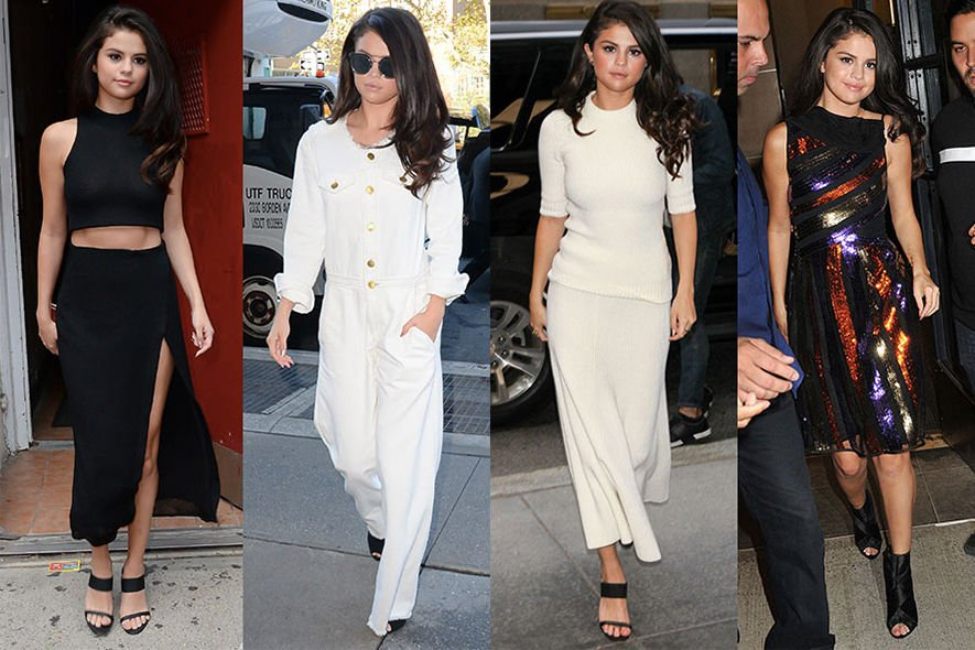 Selena Gomez, Fashion, 時裝
