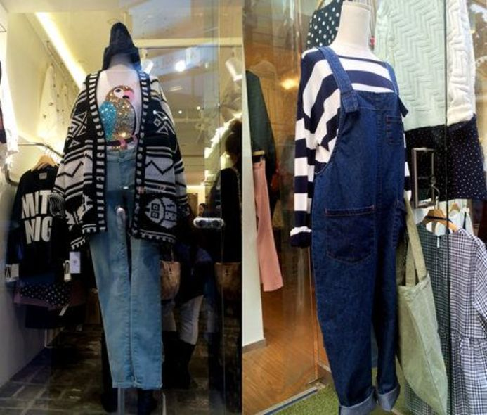 Ktrend, Korean fashion, 韓國時裝