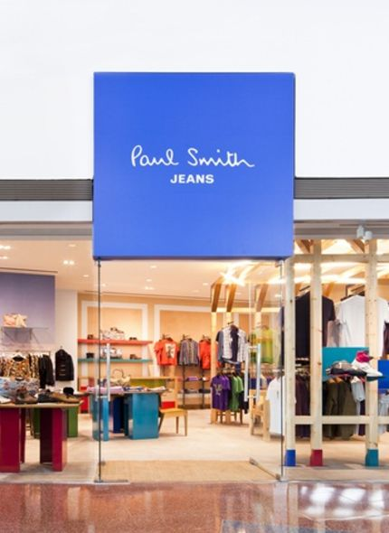 Shopping Guide:到 Paul Smith Jeans 專門店環遊世界