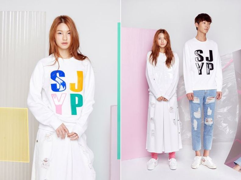 SJYP, Steve J & Yoni P, Ktrend, 韓國時裝 , Korean fashion , Perpetua Ip, 牛仔