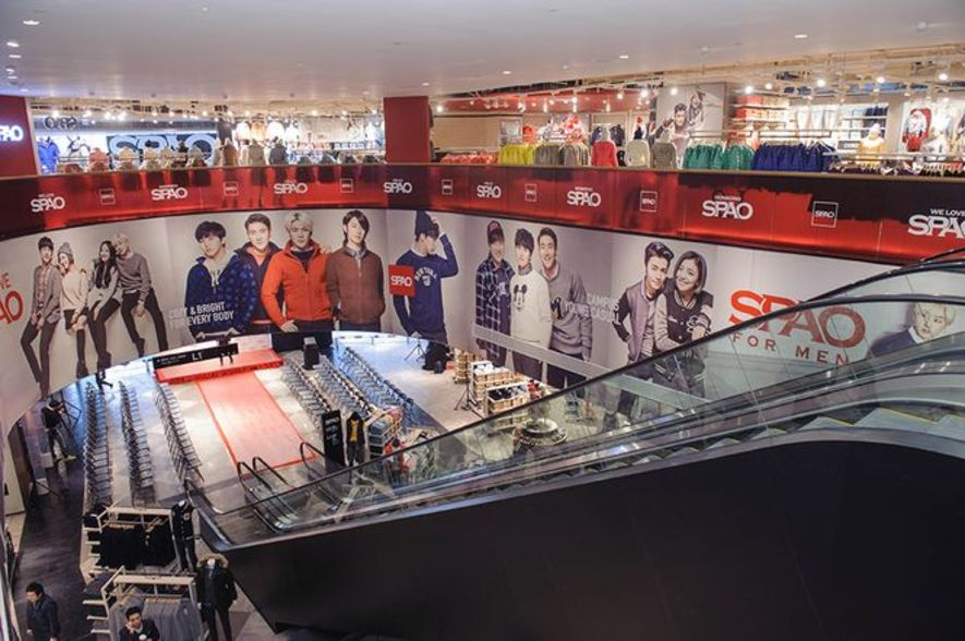 SPAO, 韓國時裝 , Korean fashion, Ktrend, Super Junior, Tennie Weenie, WHO.A.U, 利特, 強仁