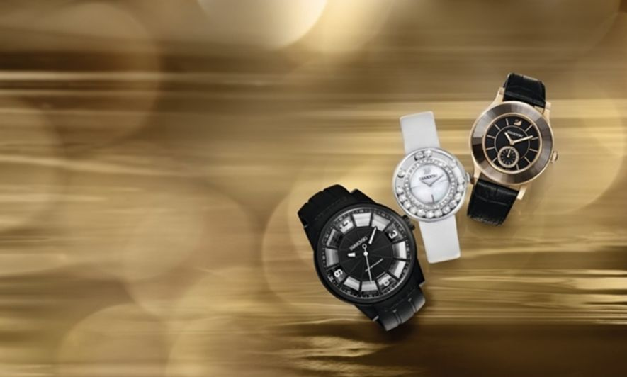 swarovski new watch collection