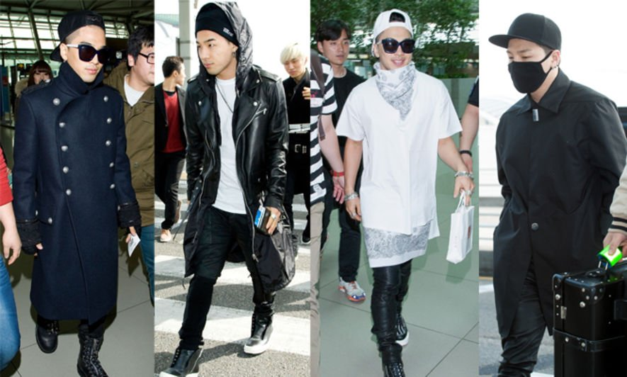 ktrend, Taeyang, 時裝, Fashion, Korean Fashion