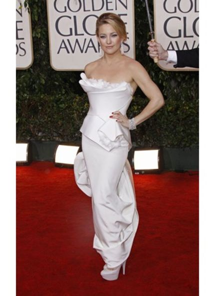 The Golden Globes Red Carpet Trends