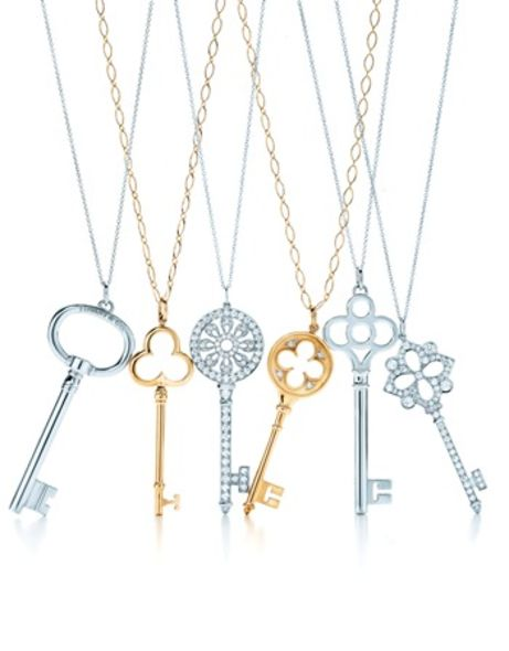 tiffany key collection fashion accessories