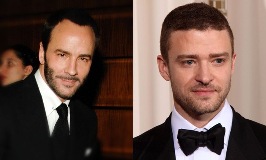 Tom Ford, Justin Timberlake