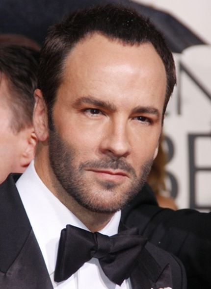 Tom Ford on fashion and film