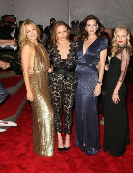 Kate Hudson, Stella McCartney, Liv Tyler, Kate Bosworth