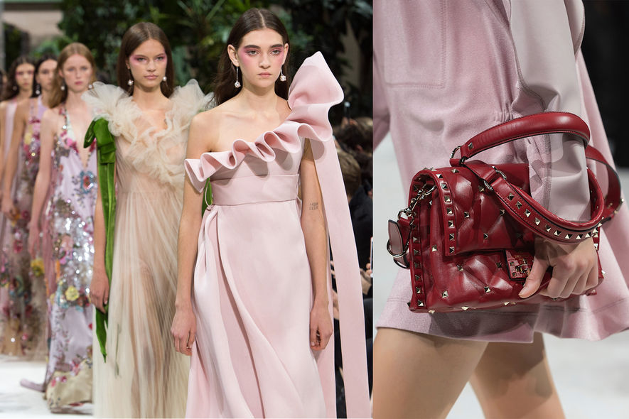 Valentino, SS18, Candystud